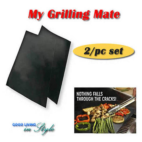 MY GRILLING MATE - A MUST HAVE ACCESSORY FOR YOUR GRILL THIS SUMMER