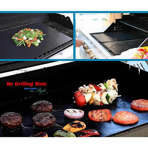 MY GRILLING MATE - A MUST HAVE ACCESSORY FOR YOUR GRILL THIS SUMMER - VistaShops - 2