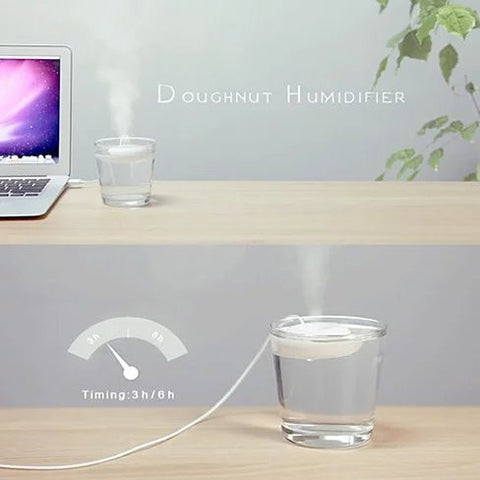 Soft Mist - The Portable Humidifier - VistaShops - 4