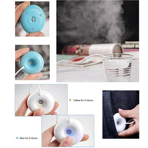 Soft Mist - The Portable Humidifier - VistaShops - 5