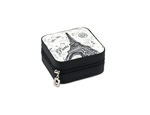 French Connection Travel Jewelry Case