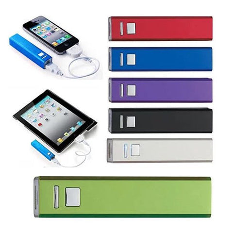 Power Stick with 2600 mAh charger for Smart Phones and Tablets - VistaShops - 2