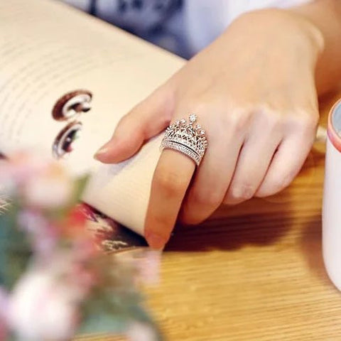 Princess Ring Set - VistaShops - 2