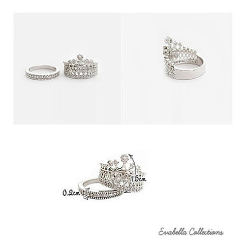 Princess Ring Set - VistaShops - 3