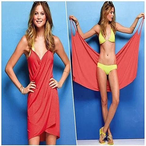 Endless Summer Wrap And Go Bikini Cover Up