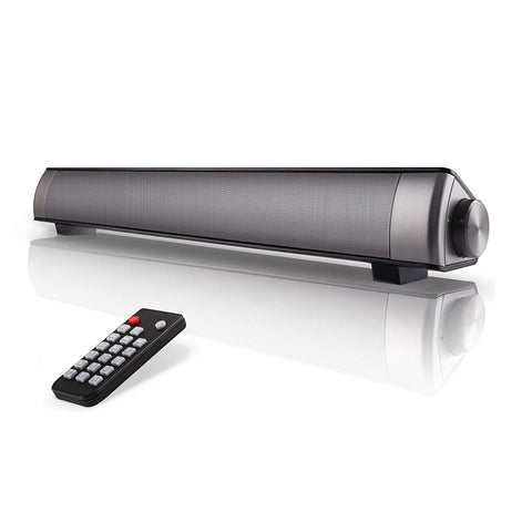 Sound Bar Bluetooth Enabled Speaker With Heavenly Sound Quality