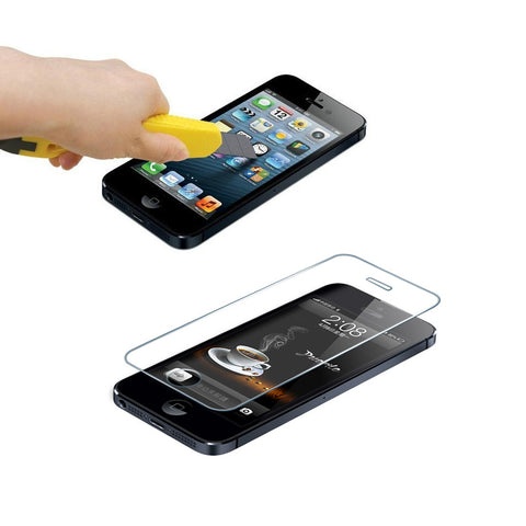 Tempered Glass Shatter Proof Screen Protector - VistaShops - 2