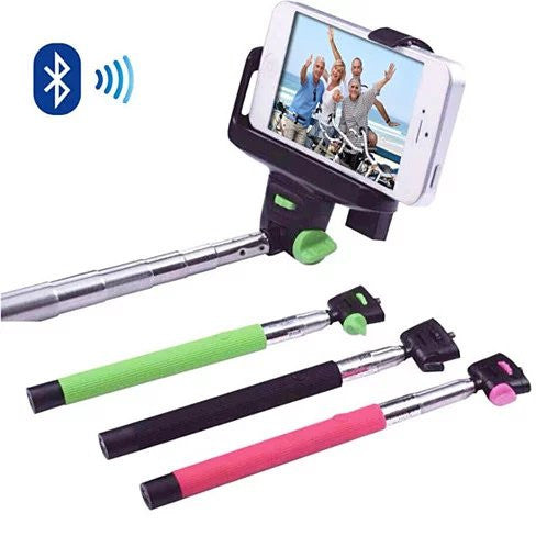 shopify-Selfie Bluetooth Monopod Stick for your smartphone or camera-1