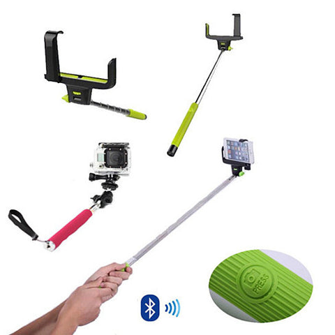 Selfie Bluetooth Monopod Stick for your smartphone or camera - VistaShops - 2