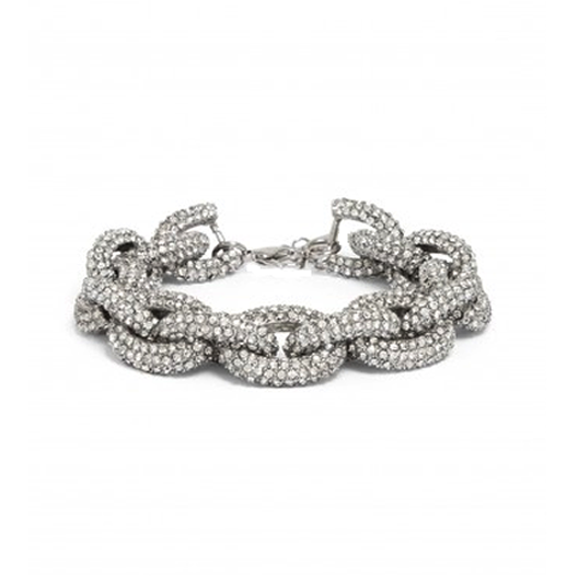 Oh La La ! Express Yourself Pave Bracelet