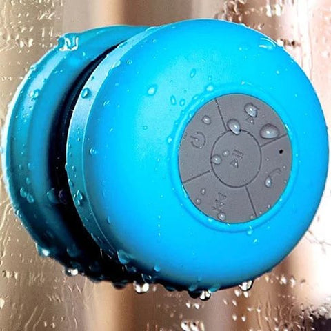 Singing in the Shower - The phone speaker in shower