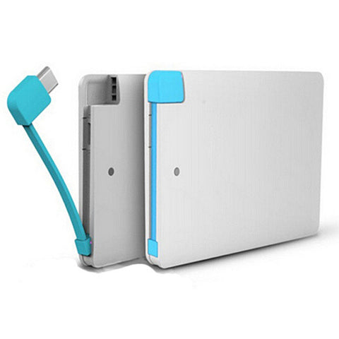 Slim Pocket Charger for your Smart Phone and Devices - VistaShops - 1