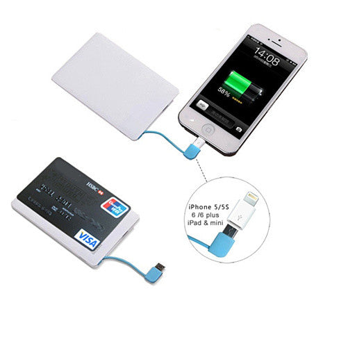 Slim Pocket Charger for your Smart Phone and Devices - VistaShops - 2