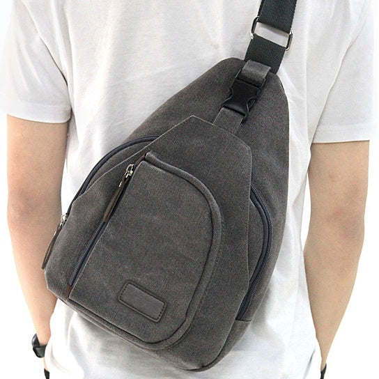 shopify-Sling Cling Cotton Canvas Messenger Bag in 5 Colors-9