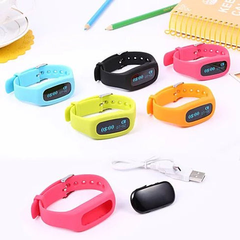 SLIM SMART FIT & Bluetooth Call Alert Health Monitor Watch Plus Extra Free Band - VistaShops - 2