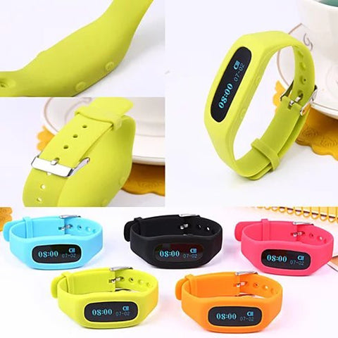 SLIM SMART FIT & Bluetooth Call Alert Health Monitor Watch Plus Extra Free Band - VistaShops - 4