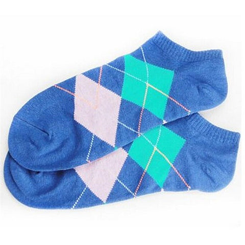Happy Go Lucky Socks In 5 Pack