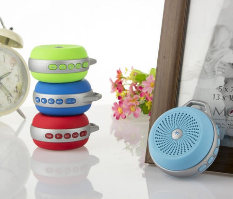 Bluetooth Speaker Compact and EZ Sound - VistaShops - 3