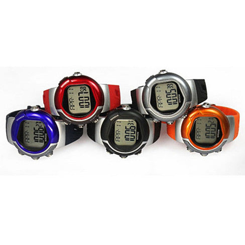 Sports Trainer Multi Function Watch - VistaShops - 2