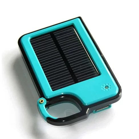Clip-on Tag Along Solar Charger For Your Smartphone - VistaShops - 3