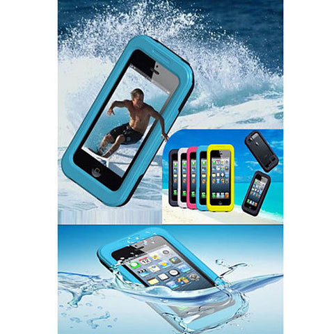 The Lotus Waterproof Case For iPhone 4/4s or iPhone 5/5s
