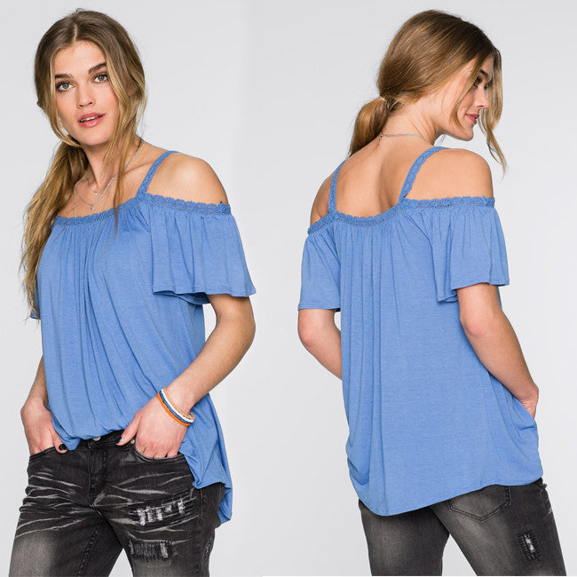DATE NIGHT Off Shoulder Tops