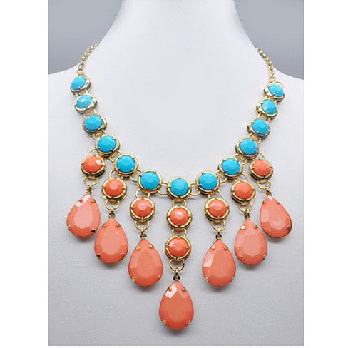 TROPICANA the Bohemian Necklace - VistaShops