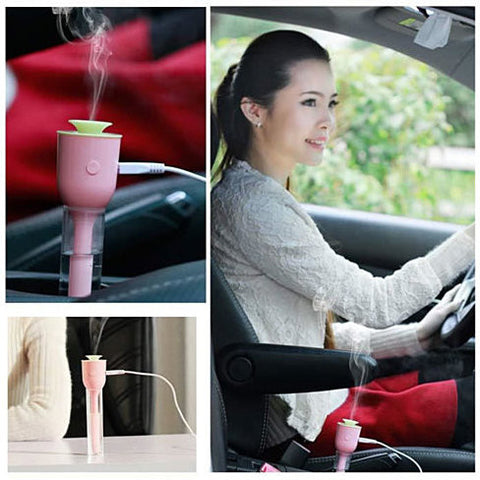 TULIP Magic Wand -  A Portable Personal Humidifier & Diffuser that fits in your purse or pouch - VistaShops - 4