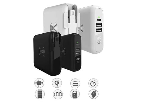 Global Gadget Charger World Travel Multi-Power and portable Charger