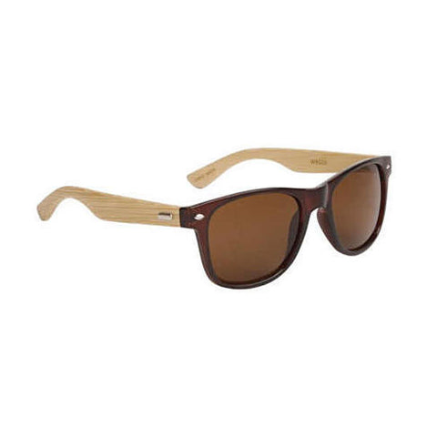 WANDERLUST SUNGLASSES - ECO Friendly, Made from Bamboo Wood and Recycled plastic material - VistaShops - 2