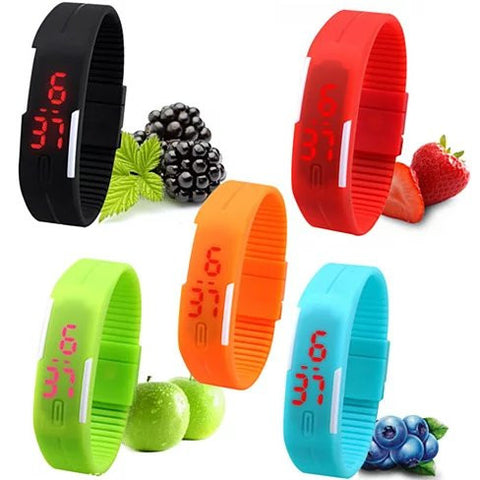Waterproof Bracelet Watch - VistaShops - 3