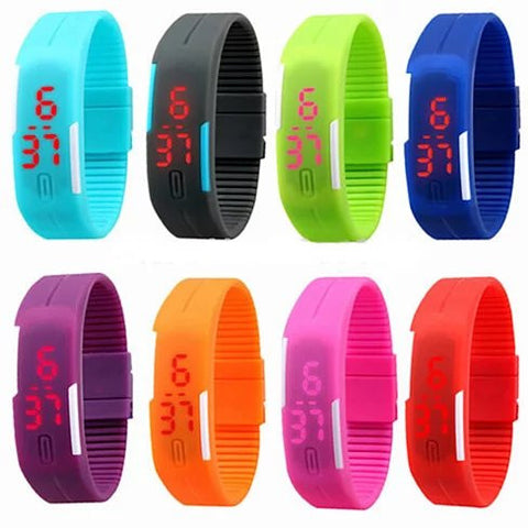 Waterproof Bracelet Watch - VistaShops - 2