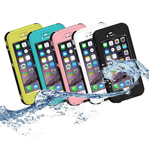 Waterproof iPhone or Samsung case with all access - VistaShops - 1