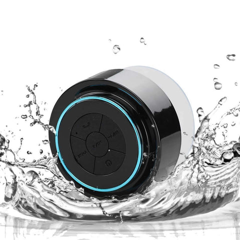 Let it Rain - The Bluetooth Waterproof Speaker & Phone Answerer