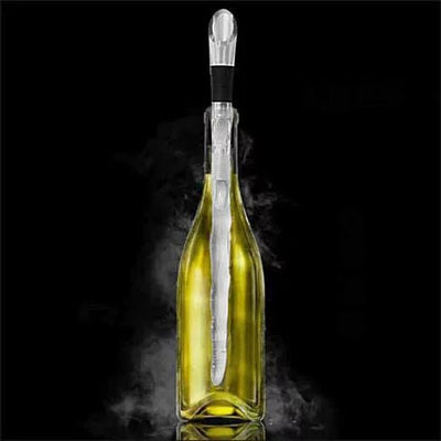 Winecicle - The Wine Chiller Icicle Stick and built in aerator - VistaShops - 1