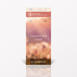Cocaine and Crack pamphlet/brochure (6004S1)