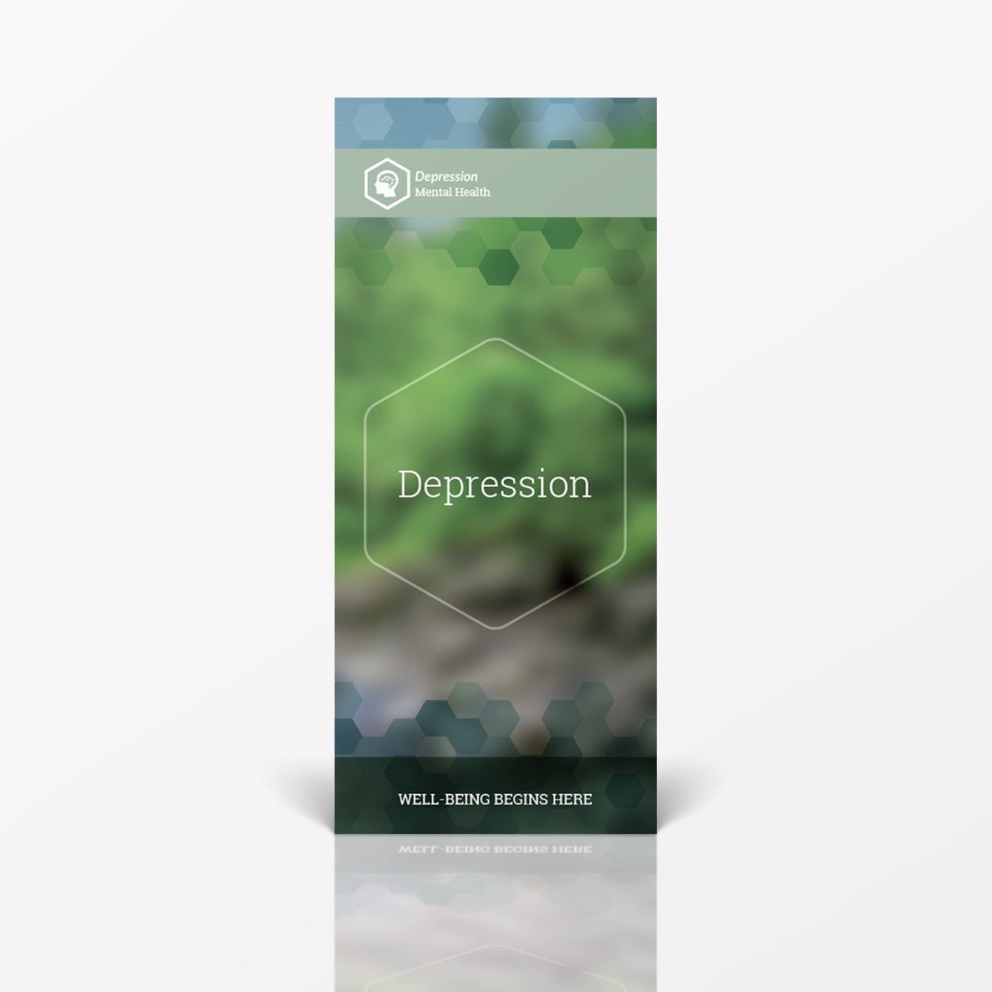 Depression Pamphlet/Brochure (6008M1) - Amplified Life Network