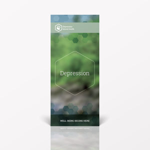 Depression pamphlet/brochure (6008M1)