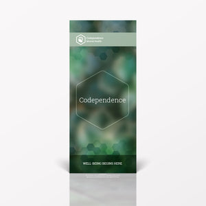 Codependence pamphlet/brochure (6009M1)