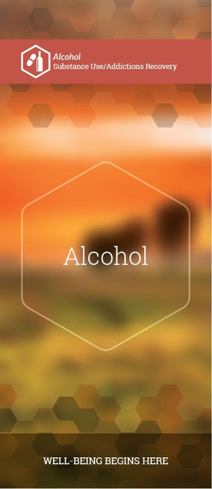 Alcohol pamphlet/brochure (6010S1)