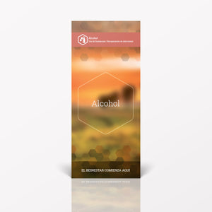 Spanish pamphlet on Alcohol