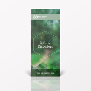 Eating Disorders pamphlet/brochure (6012M1)