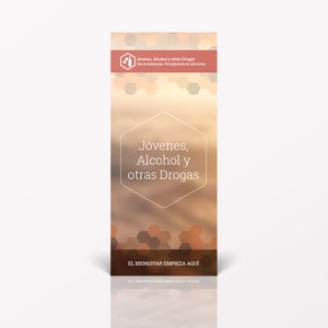 Spanish pamphlet on Youth, Alcohol and Other Drugs