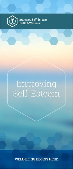 Improving Self-Esteem pamphlet/brochure (6034H1)