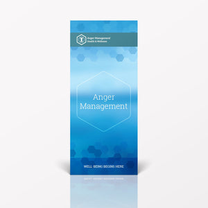 Anger Management pamphlet/brochure (6048H1)