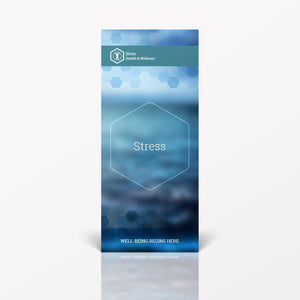Stress pamphlet/brochure (6050H1)