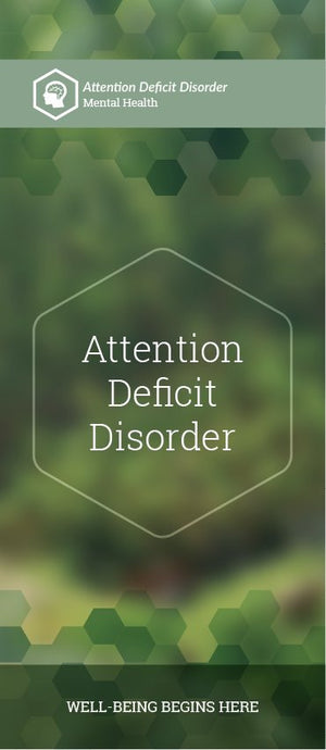 Attention Deficit Disorder pamphlet/brochure (6061M1)