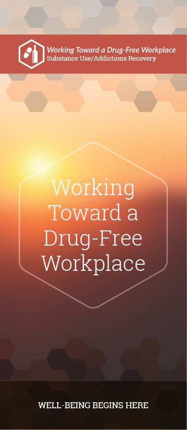 Drug-Free Workplace Pamphlet/Brochure (6063S1) - Amplified Life