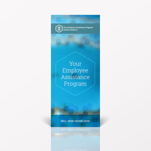 Employee Assistance Program pamphlet/brochure (6067H1)