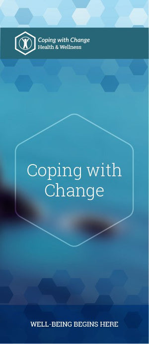 Coping with Change pamphlet/brochure (6069H1)